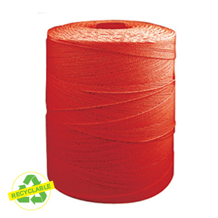 Ficelle égyptienne, rouge (1 lb), recyclable